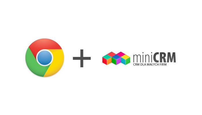 Wtyczka do Chrome #miniCRMtips