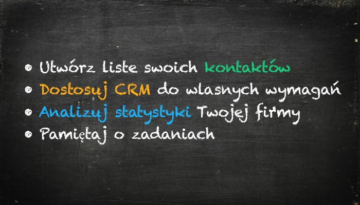 Dlaczego uzywac CRM?