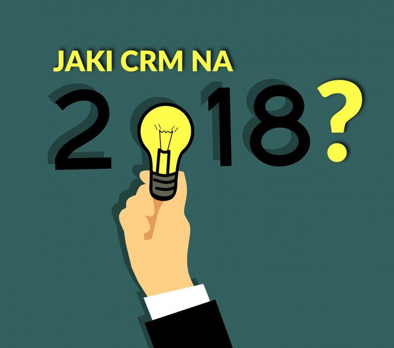 CRM na 2018
